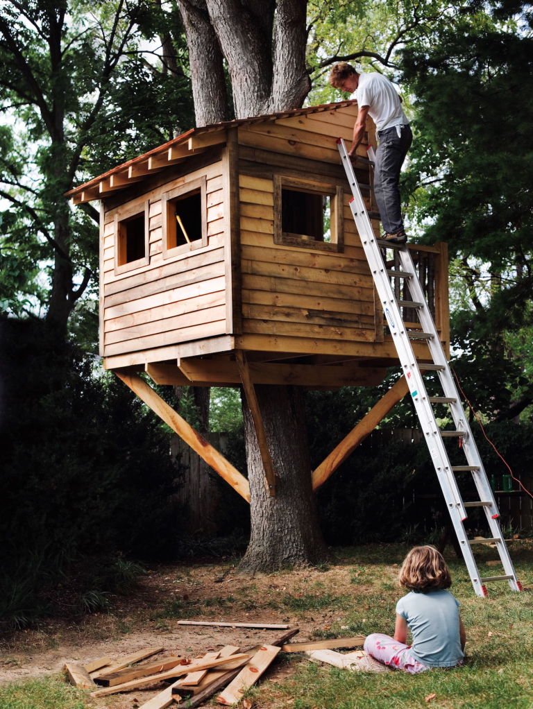 how to build a treehouse that the kids will love love sacramento metro homes